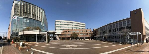 岡崎市シビックセンター・岡崎合同庁舎